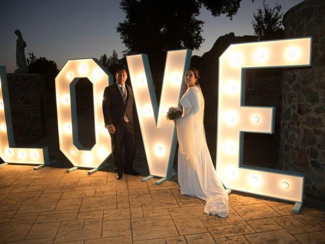 La boda de Elisa y Jorge en Alajar, Huelva 21