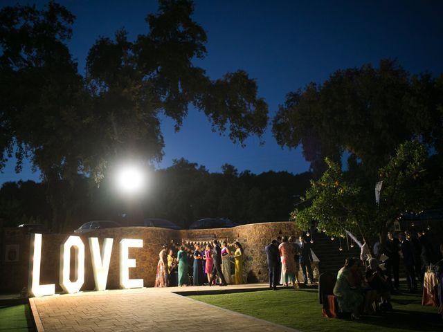 La boda de Elisa y Jorge en Alajar, Huelva 23
