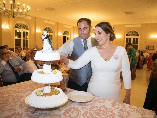 La boda de Elisa y Jorge en Alajar, Huelva 24
