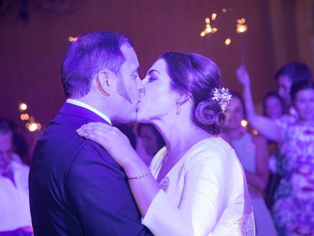 La boda de Elisa y Jorge en Alajar, Huelva 25
