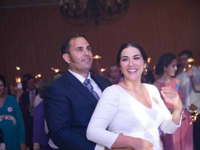 La boda de Elisa y Jorge en Alajar, Huelva 26