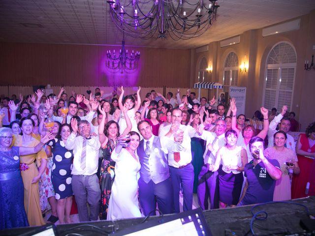 La boda de Elisa y Jorge en Alajar, Huelva 27