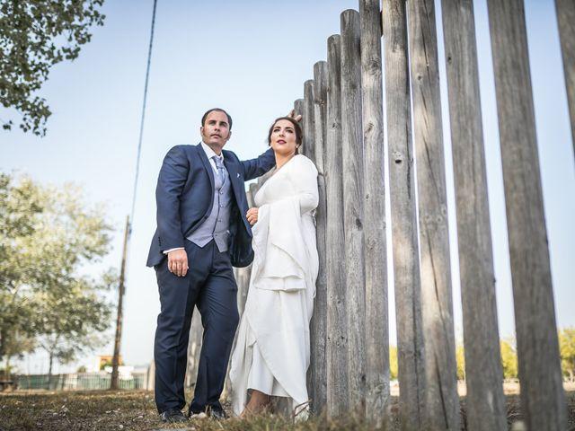 La boda de Elisa y Jorge en Alajar, Huelva 30