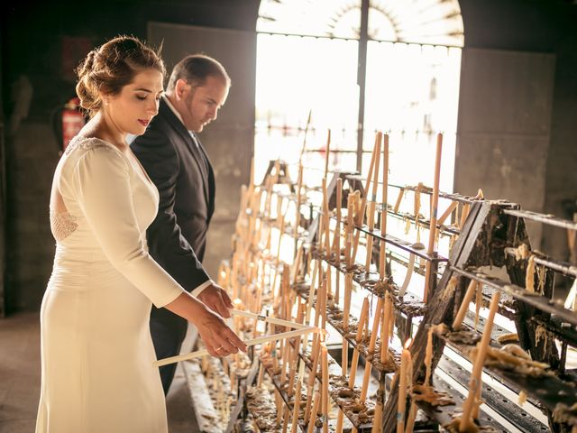 La boda de Elisa y Jorge en Alajar, Huelva 31