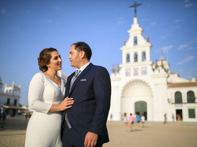 La boda de Elisa y Jorge en Alajar, Huelva 32