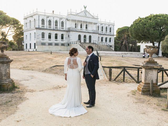 La boda de Elisa y Jorge en Alajar, Huelva 33