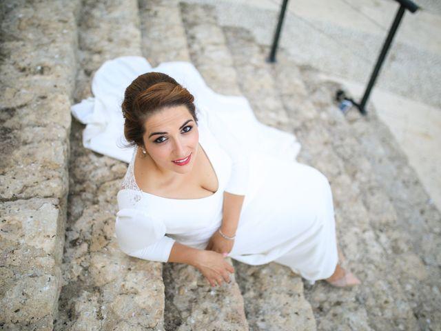 La boda de Elisa y Jorge en Alajar, Huelva 34