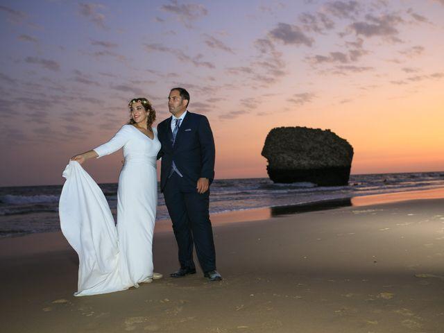 La boda de Elisa y Jorge en Alajar, Huelva 36