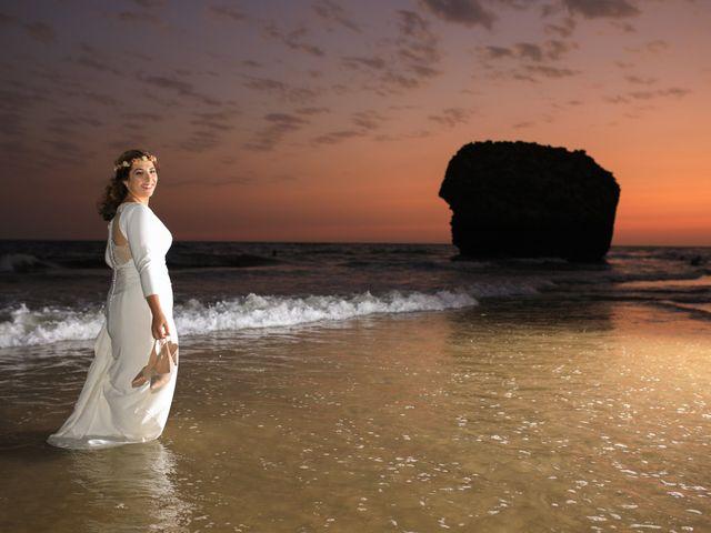 La boda de Elisa y Jorge en Alajar, Huelva 37
