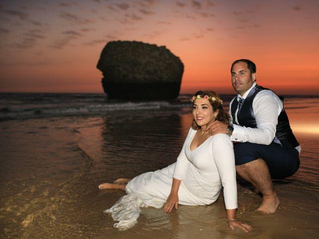 La boda de Elisa y Jorge en Alajar, Huelva 38