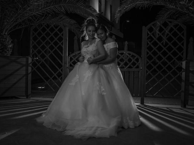 La boda de Celia y Evelyn