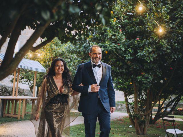 La boda de Loly y Miguel en Cela (Cambre), A Coruña 2