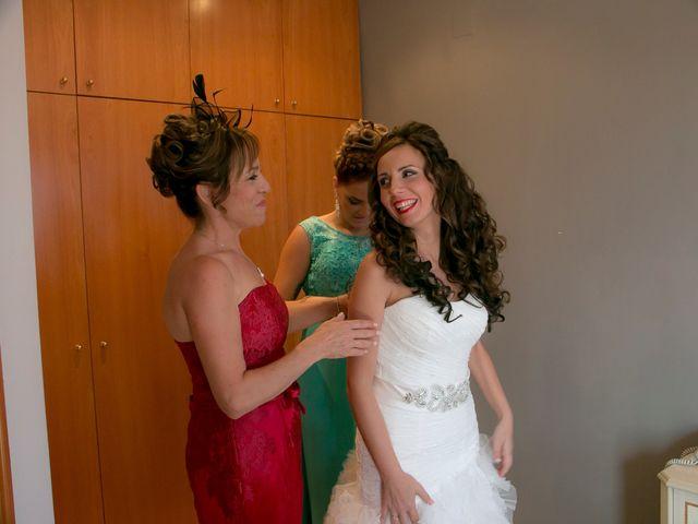 La boda de Ruben  y Miriam  en Montferri, Tarragona 26