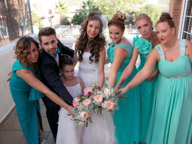 La boda de Ruben  y Miriam  en Montferri, Tarragona 58