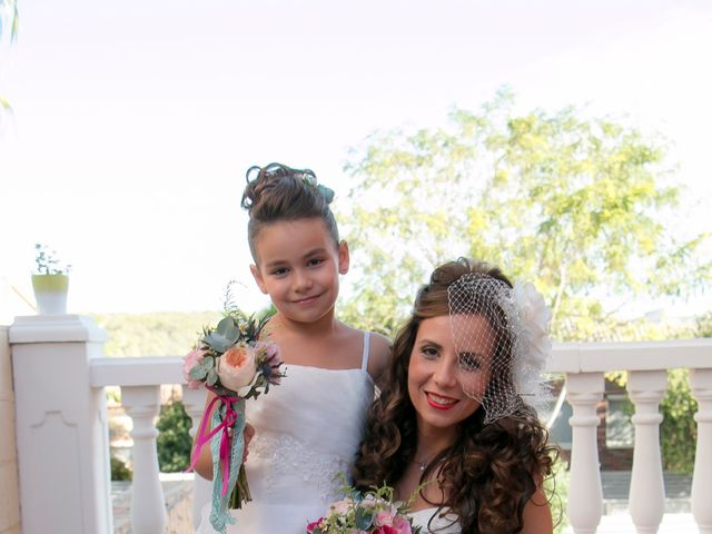 La boda de Ruben  y Miriam  en Montferri, Tarragona 59