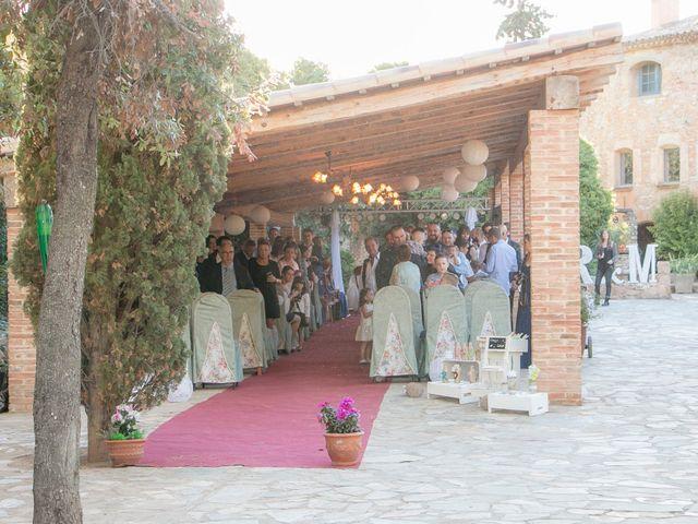 La boda de Ruben  y Miriam  en Montferri, Tarragona 87