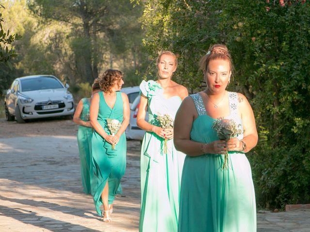 La boda de Ruben  y Miriam  en Montferri, Tarragona 89