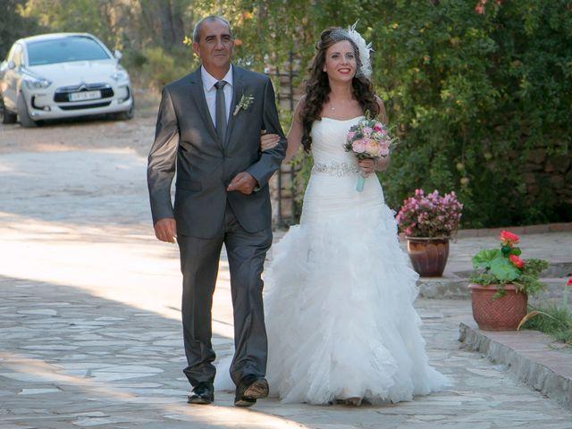 La boda de Ruben  y Miriam  en Montferri, Tarragona 93