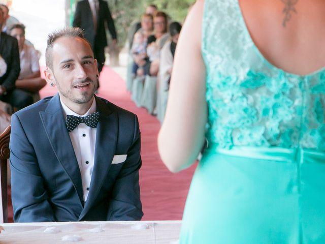 La boda de Ruben  y Miriam  en Montferri, Tarragona 101