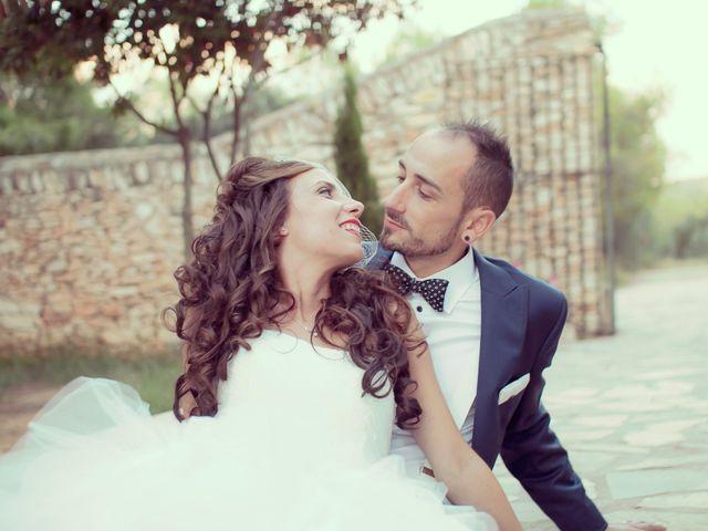 La boda de Ruben  y Miriam  en Montferri, Tarragona 123