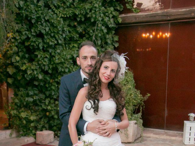La boda de Ruben  y Miriam  en Montferri, Tarragona 128