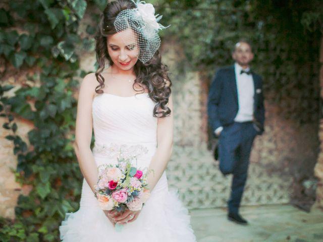 La boda de Ruben  y Miriam  en Montferri, Tarragona 130