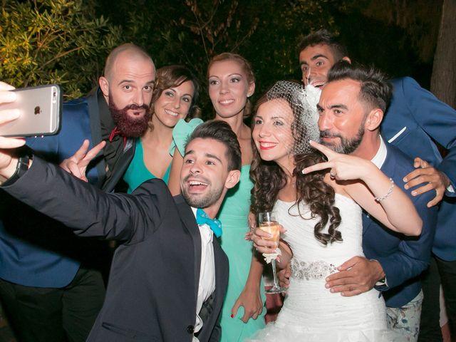 La boda de Ruben  y Miriam  en Montferri, Tarragona 138