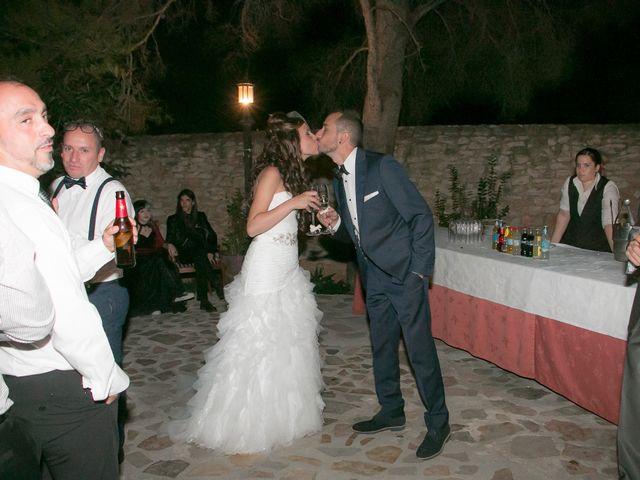 La boda de Ruben  y Miriam  en Montferri, Tarragona 139