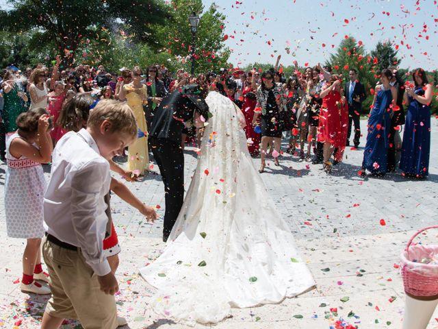 La boda de Samuel y Gema en Valladolid, Valladolid 32