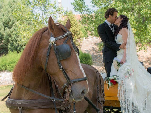 La boda de Samuel y Gema en Valladolid, Valladolid 33