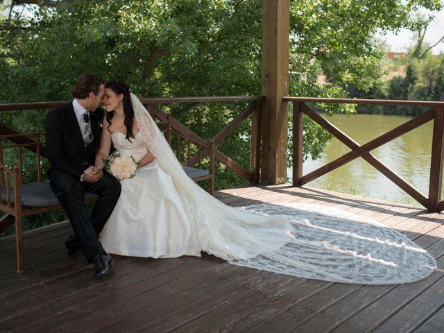 La boda de Samuel y Gema en Valladolid, Valladolid 36