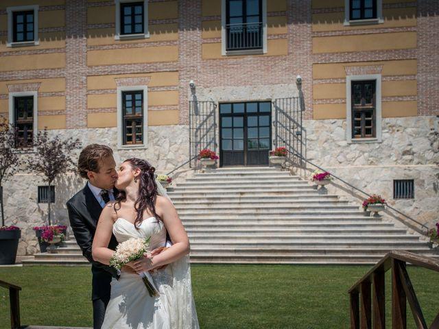 La boda de Samuel y Gema en Valladolid, Valladolid 1