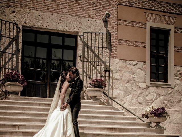 La boda de Samuel y Gema en Valladolid, Valladolid 39