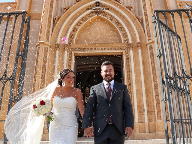 La boda de Adrian y Marina en Alhaurin De La Torre, Málaga 1