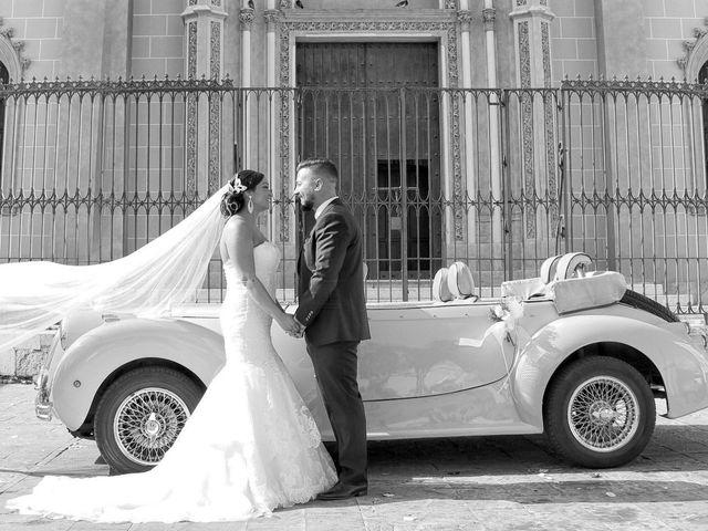 La boda de Adrian y Marina en Alhaurin De La Torre, Málaga 2