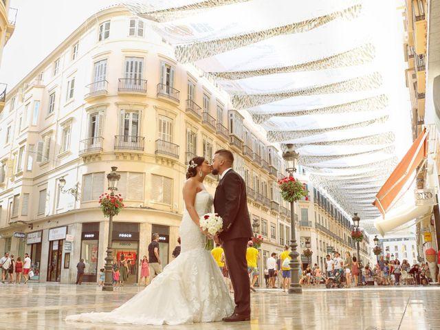 La boda de Adrian y Marina en Alhaurin De La Torre, Málaga 3