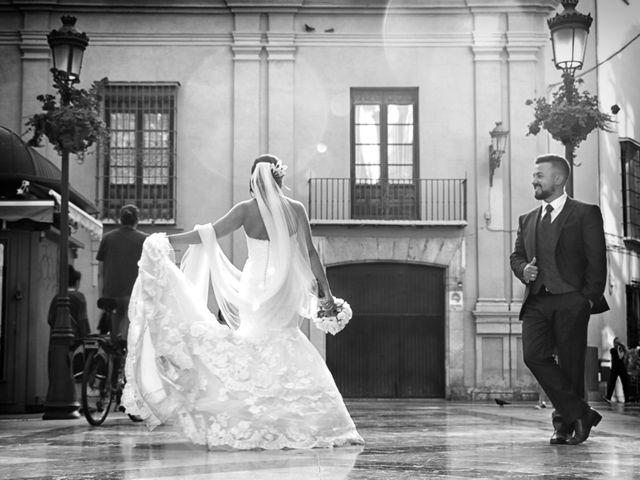 La boda de Adrian y Marina en Alhaurin De La Torre, Málaga 4