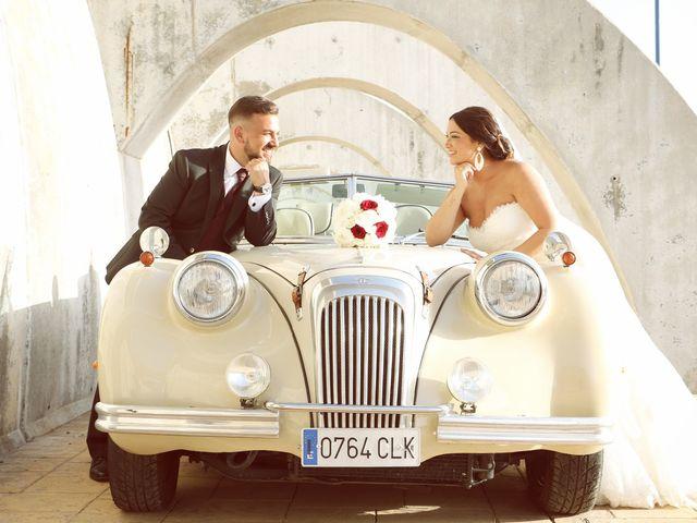 La boda de Adrian y Marina en Alhaurin De La Torre, Málaga 6