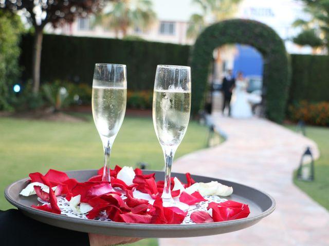 La boda de Adrian y Marina en Alhaurin De La Torre, Málaga 8