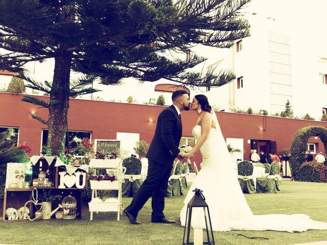 La boda de Adrian y Marina en Alhaurin De La Torre, Málaga 10