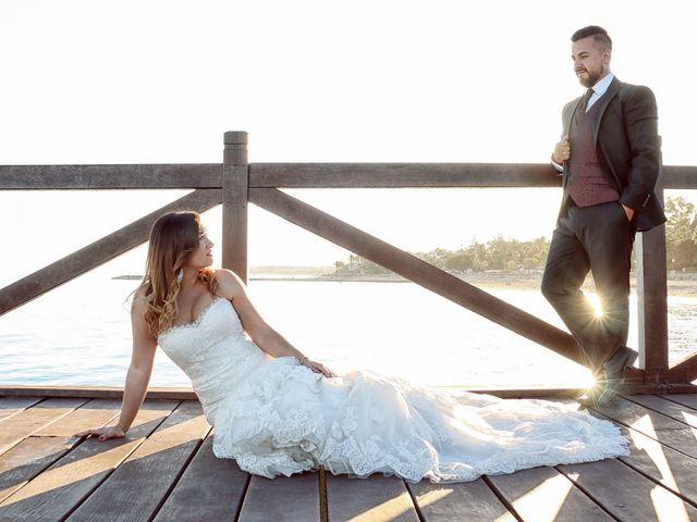 La boda de Adrian y Marina en Alhaurin De La Torre, Málaga 14
