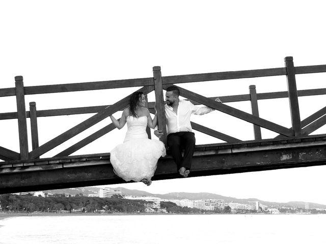 La boda de Adrian y Marina en Alhaurin De La Torre, Málaga 18