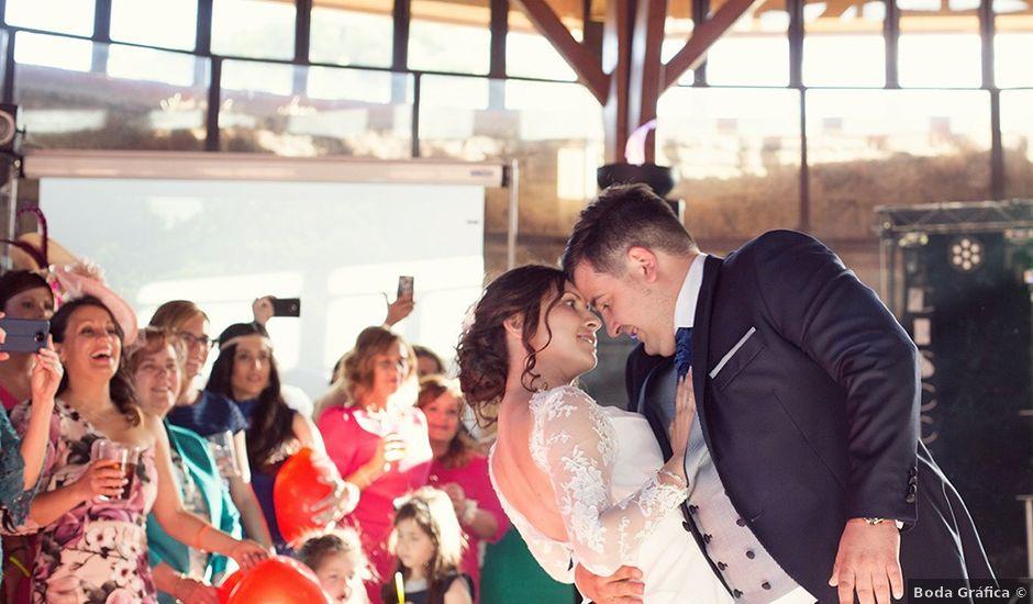 La boda de Diego y Laura en Pozal De Gallinas, Valladolid