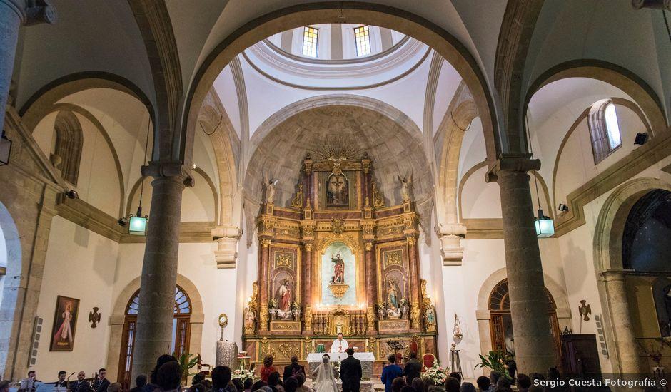 La boda de Ramón y Ana en Tarazona De La Mancha, Albacete
