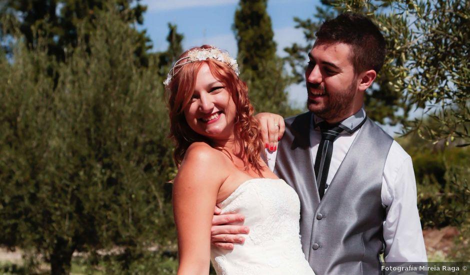 La boda de Ángel y Laura en Agullent, Valencia