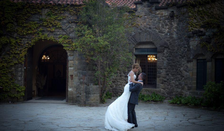 La boda de Debora y David en Sant Feliu De Codines, Barcelona