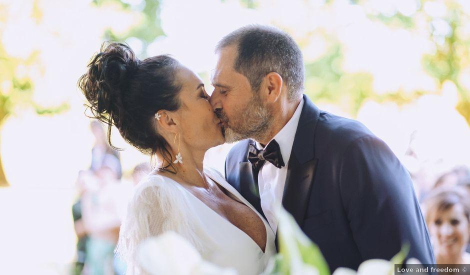 La boda de Loly y Miguel en Cela (Cambre), A Coruña