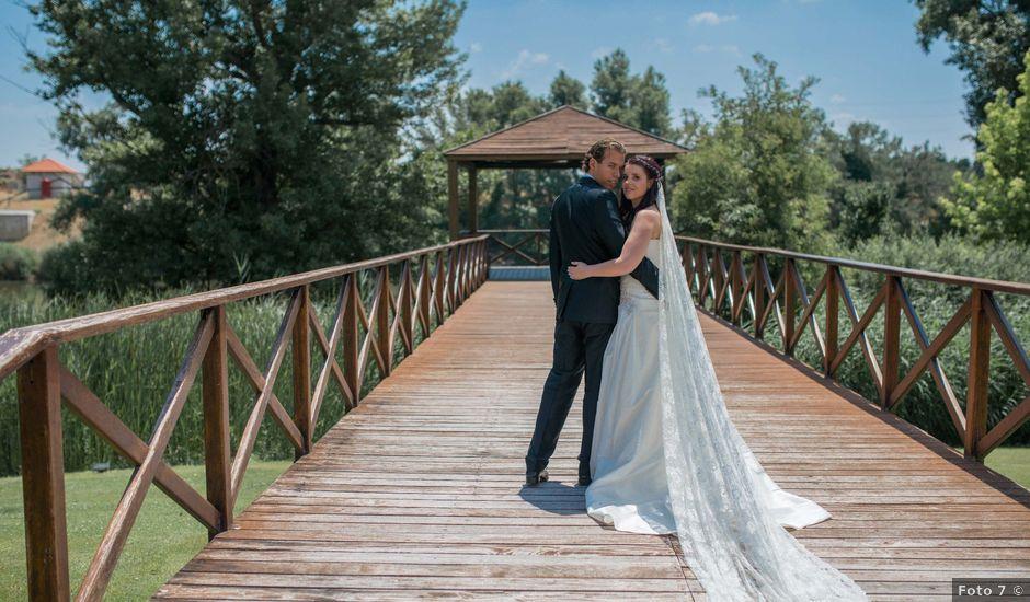La boda de Samuel y Gema en Valladolid, Valladolid