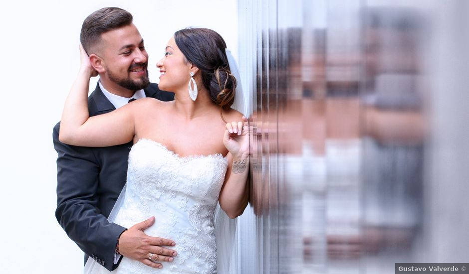 La boda de Adrian y Marina en Alhaurin De La Torre, Málaga