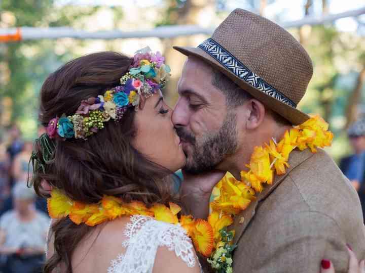 La boda de Elena y Chencho